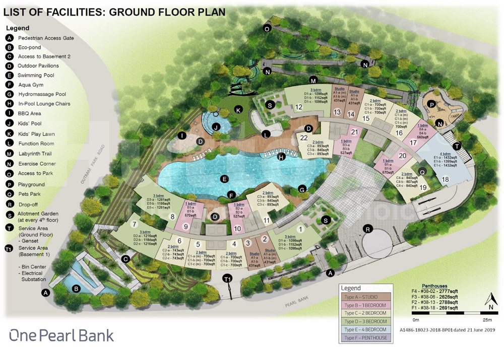 one-pearl-bank-site-plan-chinatown-condo-singapore